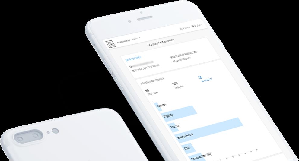 KELVIN-PD mobile app