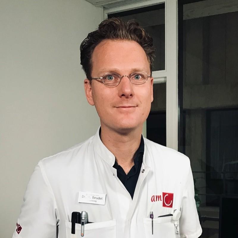 Dr Martijn Beudel